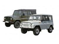 УАЗ 469, 3151